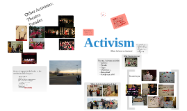 Copy of Everyday Activism