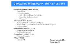 Campanha White Party