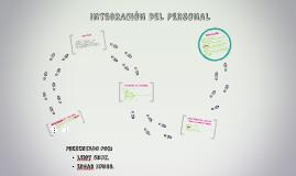 INTEGRACÍON DEL PERSONAL