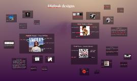 Digipak designs