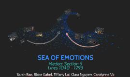 SEA OF EMOTIONS