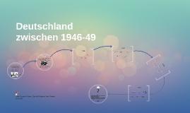 Deutschland 1946-49 Nr.1
