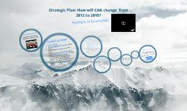 Strategic Plan 2012-15
