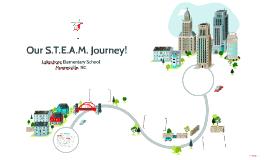 Our S.T.E.A.M. Journey!