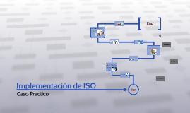 Implementacion de ISO