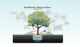 My Behavior Change Project