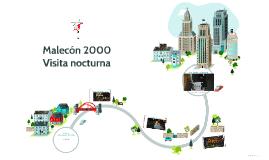 Visita Malecon 2000XAVV