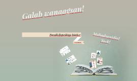 Parallellspråkiga böcker
