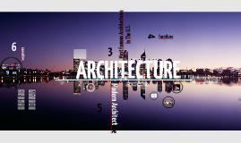 Copy of Architecture