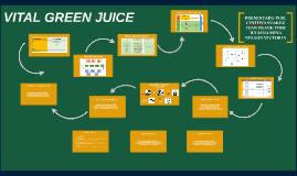 VITAL GREEN JUICE