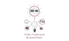 Frobot Presentation College