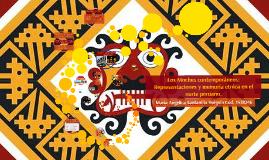 Los Moches contempoáneos: Representaciones y memoria étnica