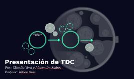 Presentación de TDC