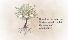 Who Started The Nature Vs Nurture Debate
