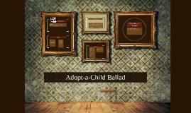 Copy of Adopt-a-Child Ballad