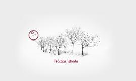 PRÁCTICAS LETRADAS