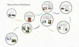 Memories of Holland