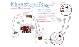 KULPS Kirjastopolku pähkinänkuoressa 2016