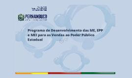 Copy of Programa de Desenvolvimento
