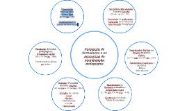 Formação de professores e os processo de coordenação pedagóg