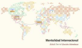 Mentalidad Internacional