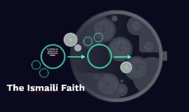 The Ismaili Faith