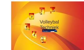 Techniek Volleybal VCP