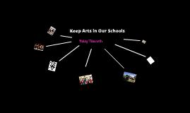 Keep Arts in Schools