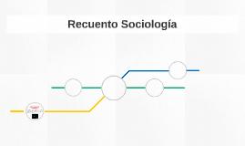 Recuento Sociología