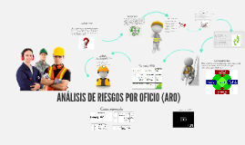 ANALISIS DE RIESGOS POR OFICIO (ARO)