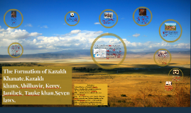 Copy of Copy of The Formation of Kazakh Khanate.Kazakh khans.Abilhayir, Kere