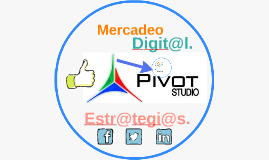 ESTRATEGIAS MERCADEO DIGITAL