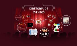 DIRETORIA DE EVENTOS