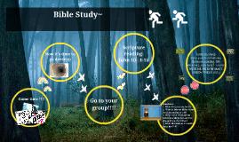 Bible Study~