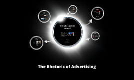 The Rhetoric of Advertising (Online Class)