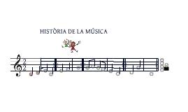 Història de la música