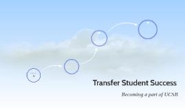 Transfer Student Success