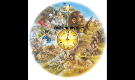 History Timeline (3700000 B.C. - 1500 A.D.)