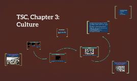 TSC, Chapter 3: Culture
