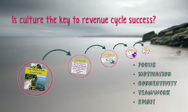 Is culture the key to revenue cycle success?