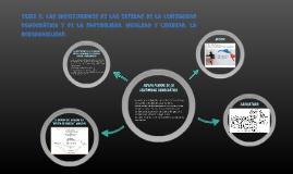 Tesis 8. Las instituciones de las esferas de la legitimidad