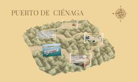 PUERTO DE  CIENAGA