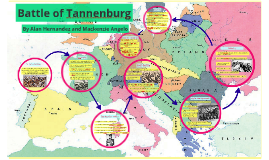 Copy of Battle of Tannenberg
