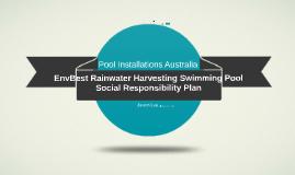 Copy of Optimum Rainwater Harvesting Swimming Pool