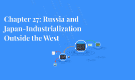Chapter 27: Russia and Japan-Industrialization Outside the W
