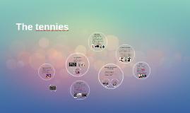 The tennies