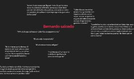 Bernardo salcedo
