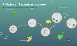 A Natural Resource Journey