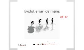 Copy of evolutie mensen