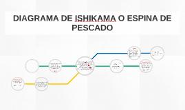 DIAGRAMA DE ISHIKAMA O ESPINA DE PESCADO